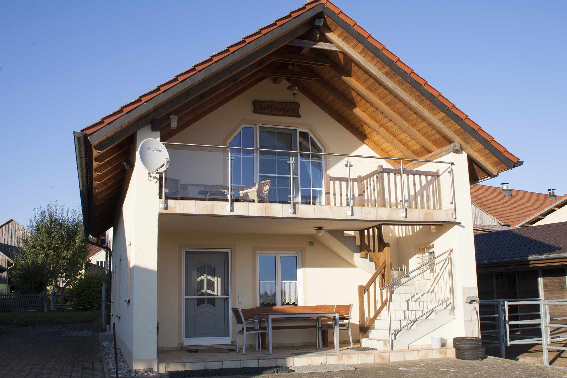 Ferienwohnung Brock - Hof Raimund Götz (Breit Ferienwohnung  Erzgebirge