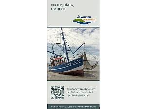 """Flyer """"Kutter, Häfen und Fischerei"""""""