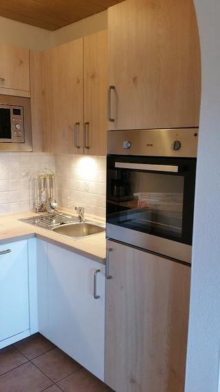 Küche Bergsonne