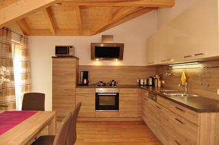 Heustadel Küche
