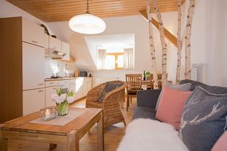 Wohnküche - Wohnung Lavendel