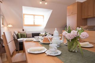 Wohnung mit Wohlfühlfaktor - Wohnung Bärengras