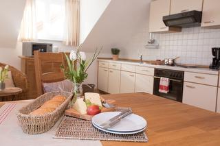 Küche - Wohnung Wiesenblume