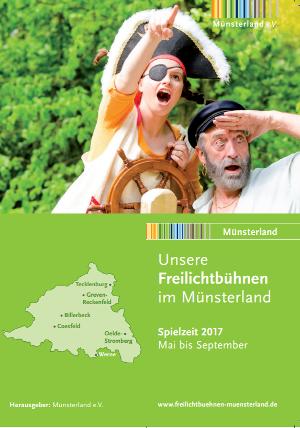 Programmheft Freilichtbühnen Münsterland