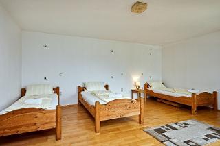 Ferienwohnung - Schlafzimmer / Urheber: Pension und Ferienwohnung am Einberg in Meschede