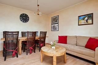 Ferienwohnung - Wohnzimmer / Urheber: Pension und Ferienwohnung am Einberg in Meschede