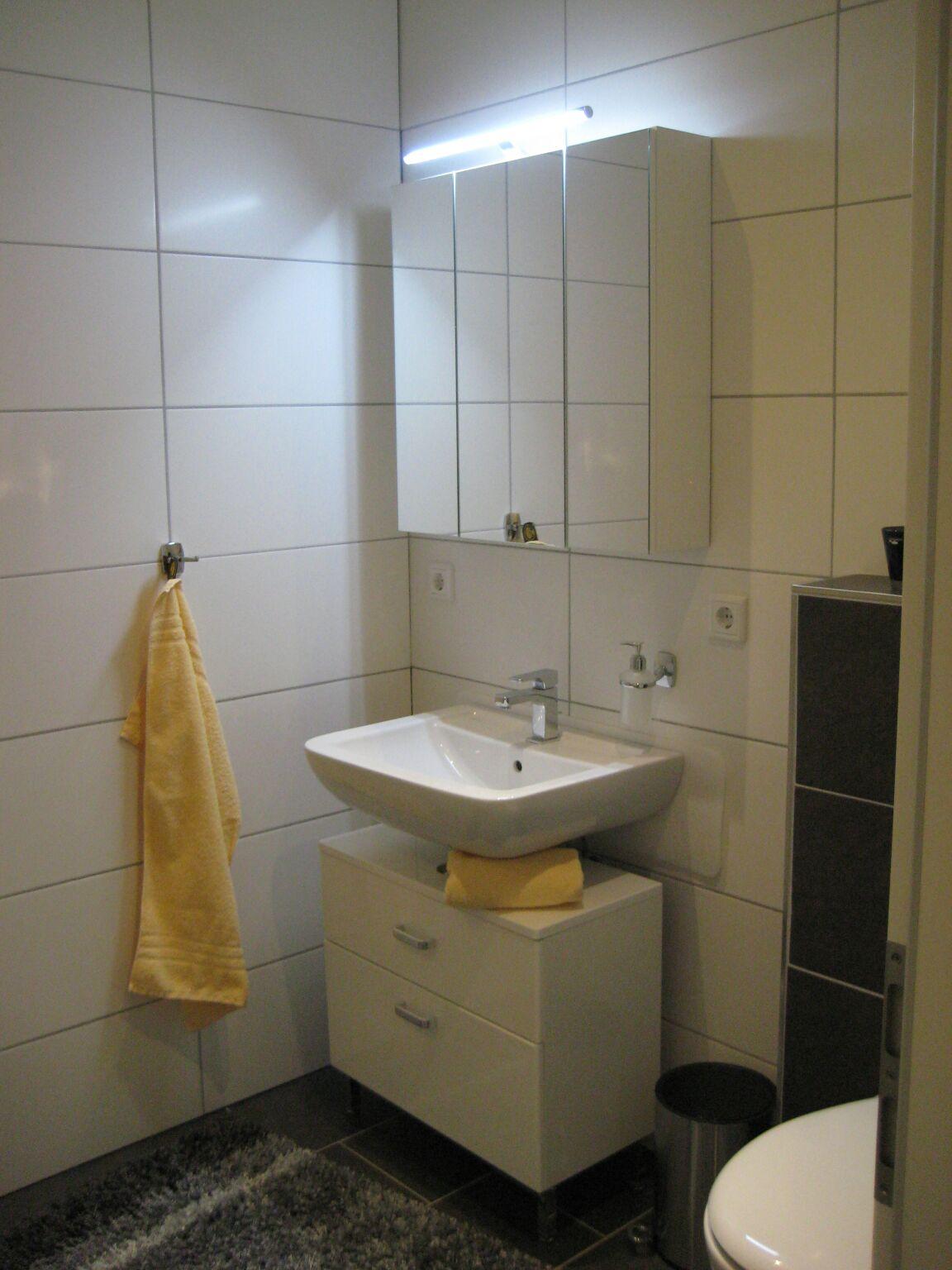 landgasthof gerwing wulf gmbh, (ahaus-alstätte). ferienwohnung ii, Badezimmer ideen