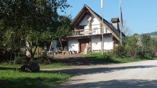Brozezeitliches Langhaus Alcmona