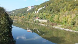 Burg Prunn am Main-Donau-Kanal