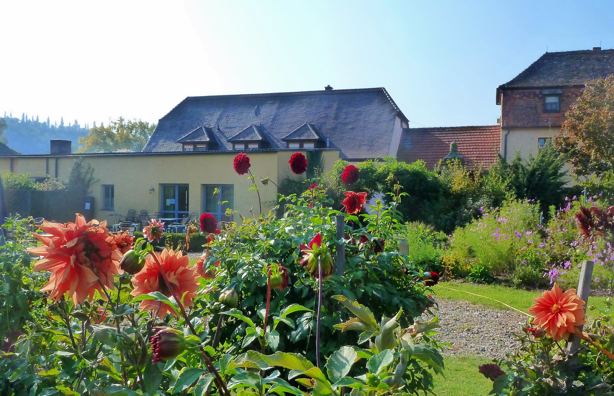 Ferienwohnung Elgersheimer Hof (Volkach). Ferienwohnung Hollerbusch (2294161), Volkach, Fränkisches Weinland, Bayern, Deutschland, Bild 5