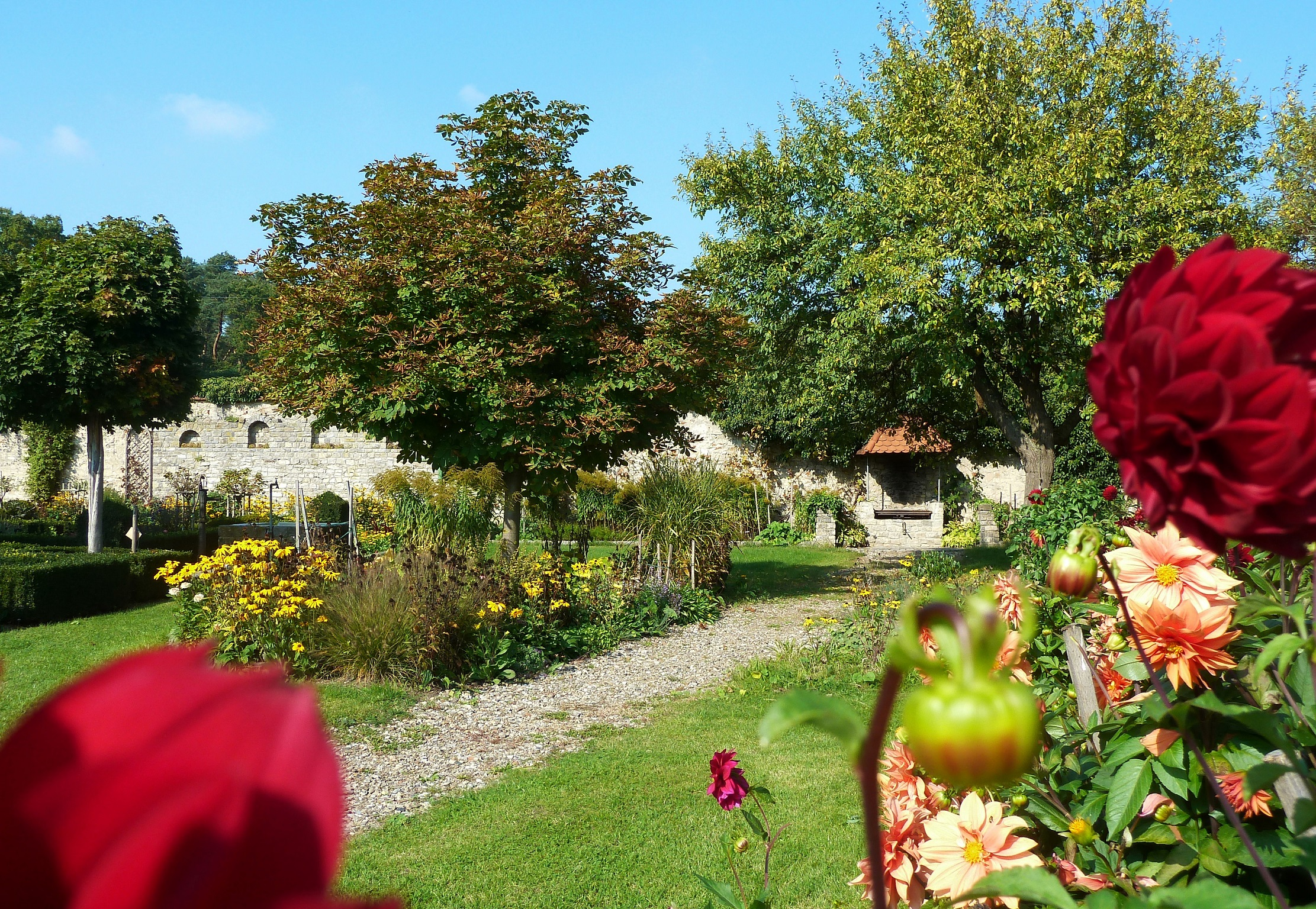 Ferienwohnung Elgersheimer Hof (Volkach). Ferienwohnung Hollerbusch (2294161), Volkach, Fränkisches Weinland, Bayern, Deutschland, Bild 9