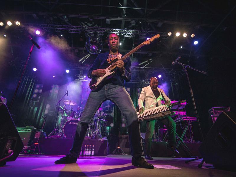 Soulfood Festival 2016 - Midnight Star / Urheber: Hai-Dang Duong / Rechteinhaber: © Stadthalle Bremerhaven