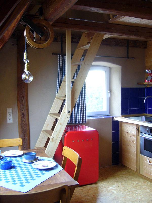 Ferienwohnung Ferienwohnungen Taubenschlag (Creglingen). Großes Nest (2215219), Creglingen, Taubertal, Baden-Württemberg, Deutschland, Bild 15