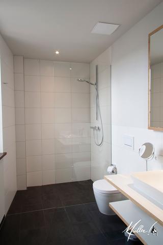 Standarddoppelzimmer - Badezimmer