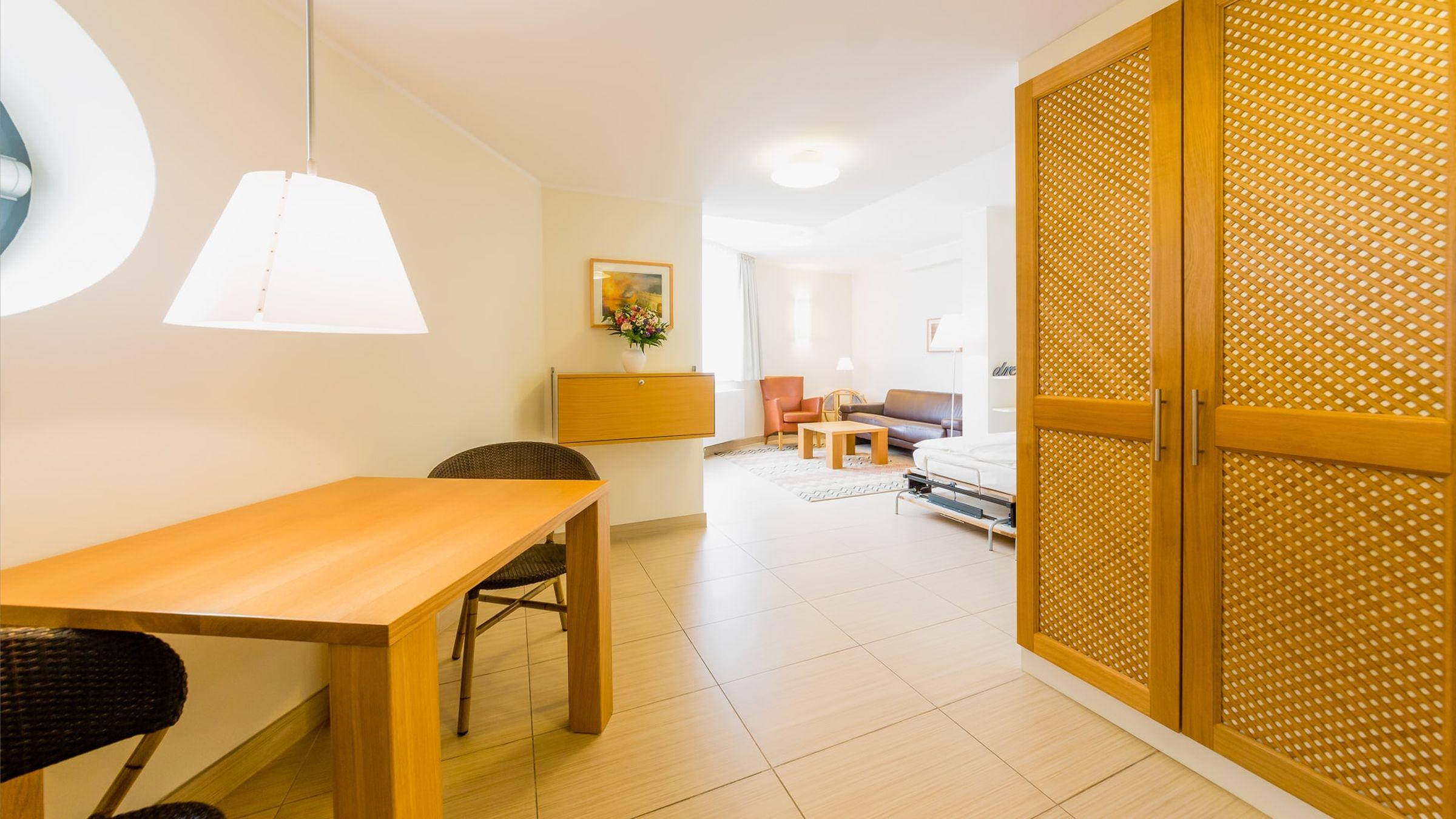 Villa Nordsee Norderney Ferienwohnung Typ D 42qm 1 Schlafzimmer max 2 Personen