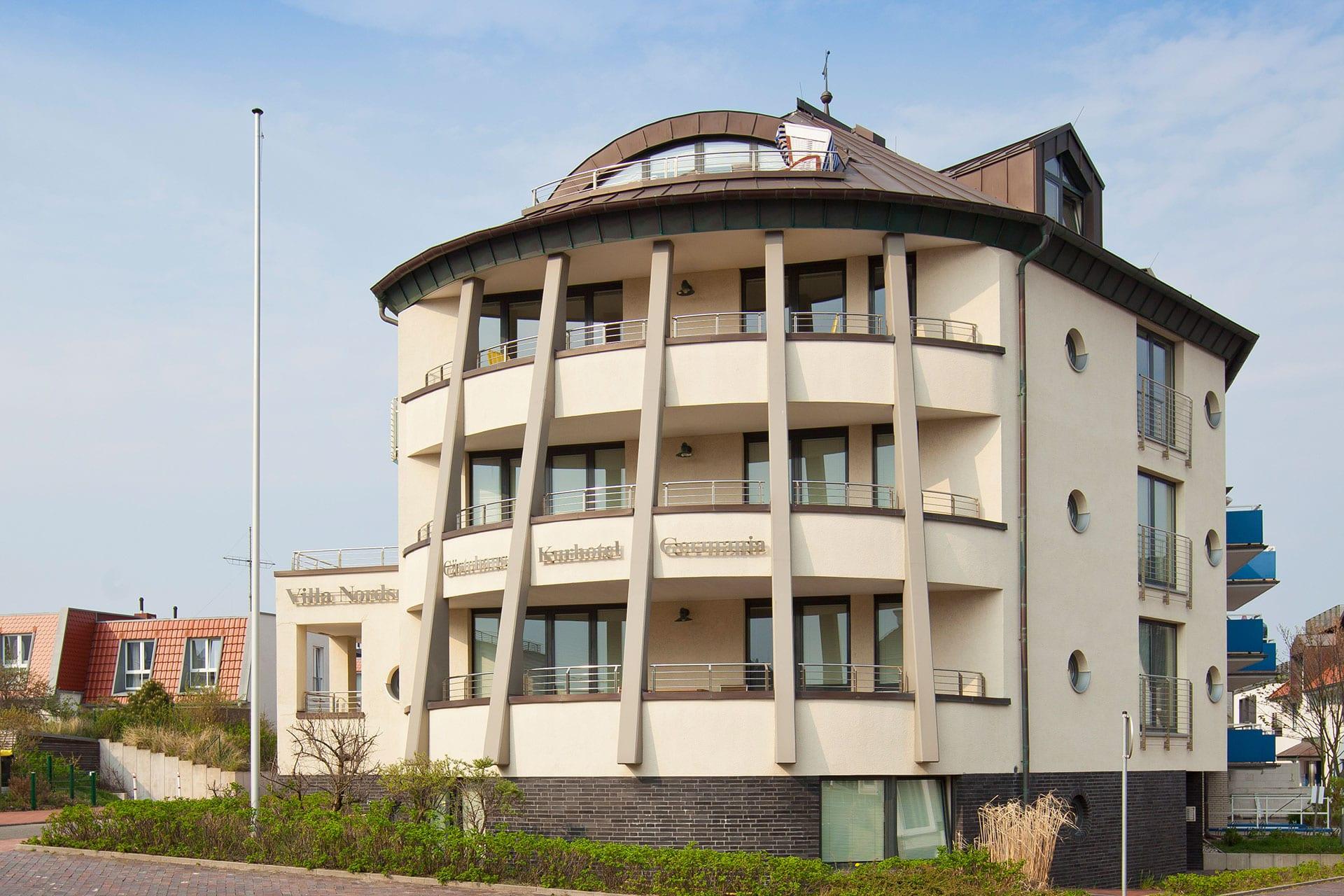 Villa Nordsee, (Norderney). Ferienwohnung Typ D, 42qm, 1 ...