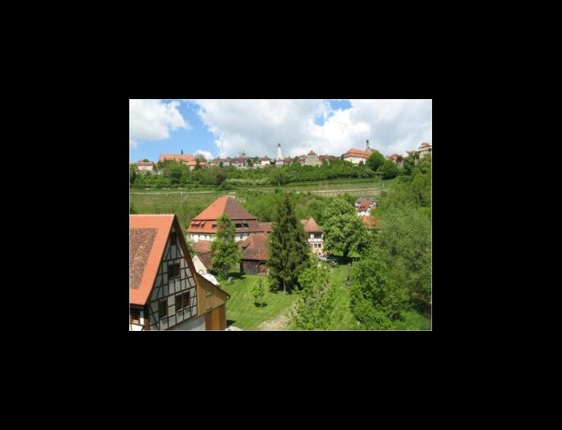 Unterkunft rothenburg ob der tauber