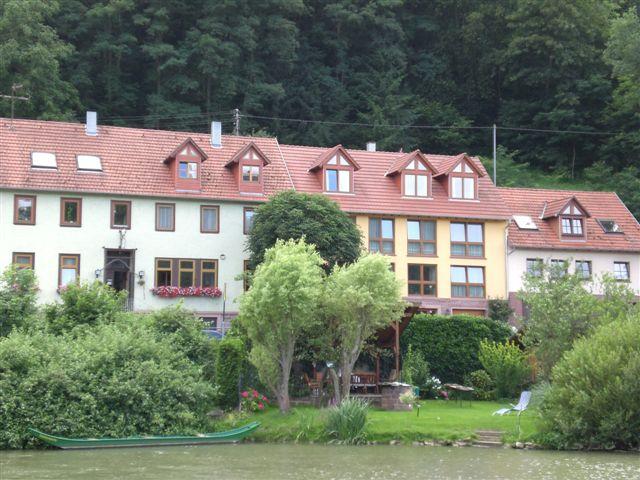 Ferienwohnung Gästehaus Martin (Werbach-Gamburg). Appartement (2661051), Werbach, Taubertal, Baden-Württemberg, Deutschland, Bild 1