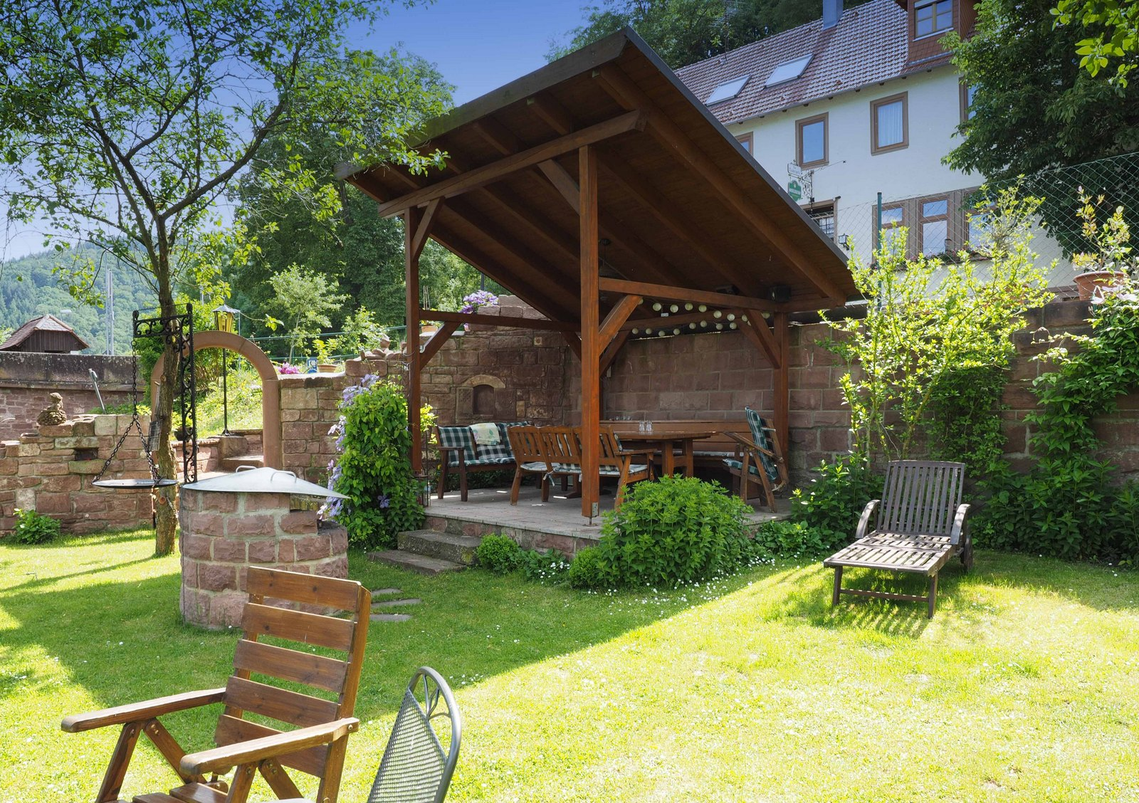 Ferienwohnung Gästehaus Martin (Werbach-Gamburg). Appartement (2661051), Werbach, Taubertal, Baden-Württemberg, Deutschland, Bild 3