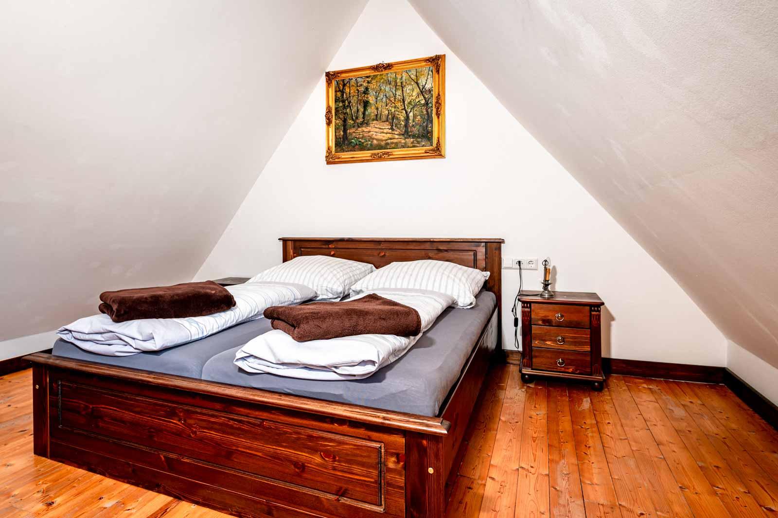 Ferienwohnung Geyer-Schloss Reinsbronn (Creglingen). Maisonette Ferienwohnung