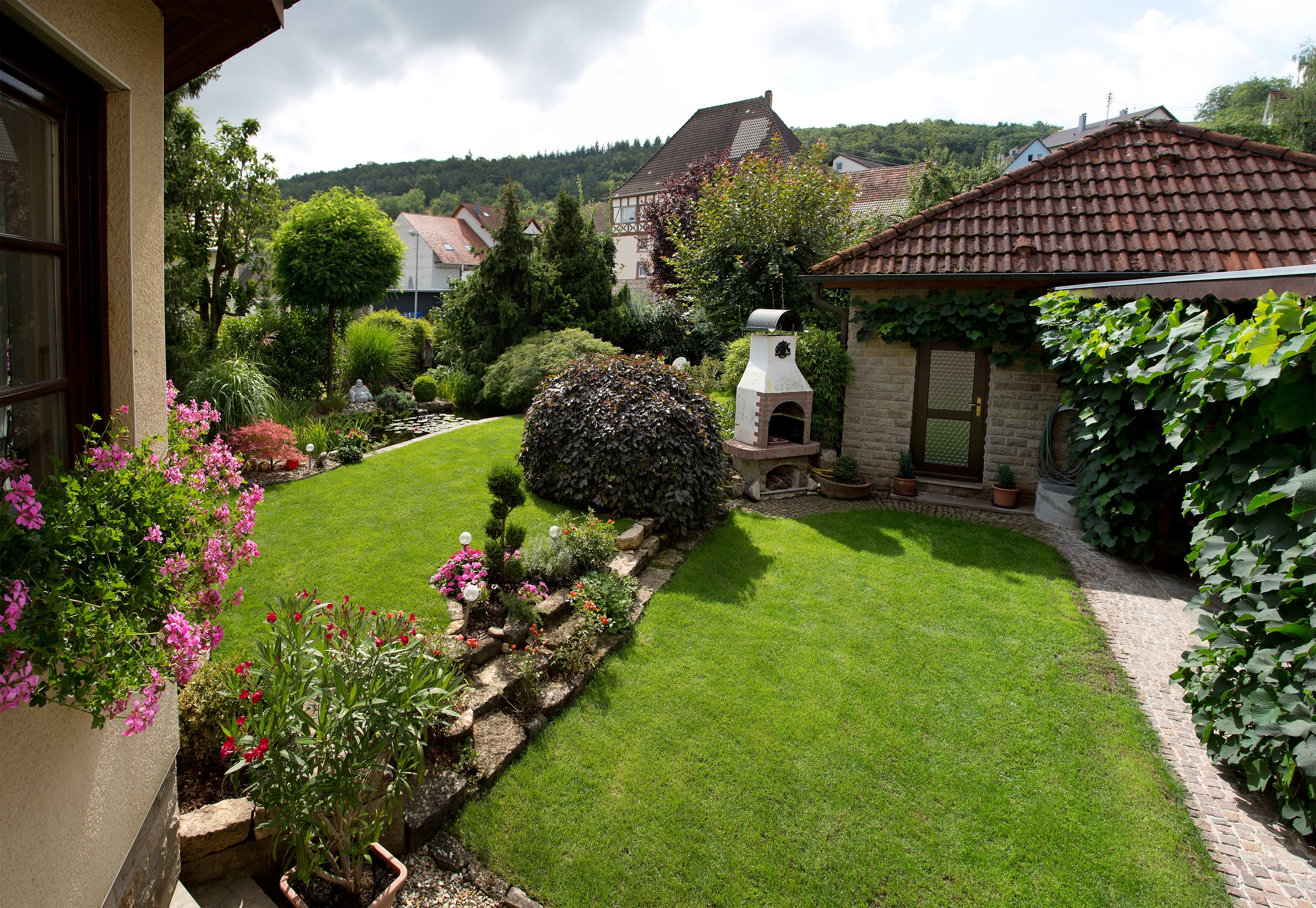 Ferienwohnung Balbach,