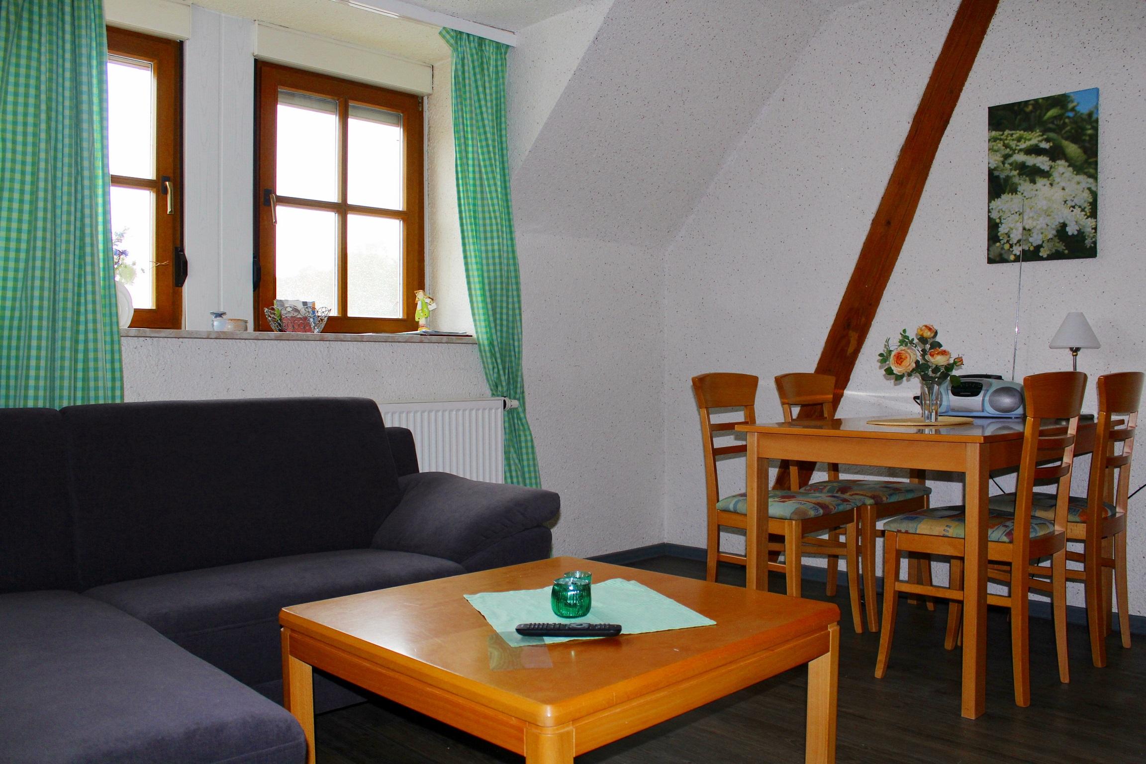Ferienwohnung Elgersheimer Hof (Volkach). Ferienwohnung Hollerbusch (2294161), Volkach, Fränkisches Weinland, Bayern, Deutschland, Bild 24