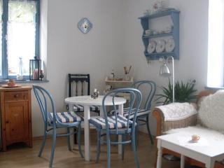 Lissys Romantik-Häusl - Wohnbereich