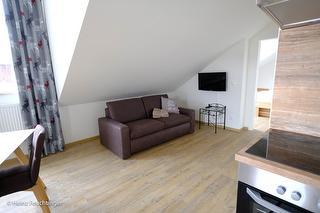 Wohnbereich mit Dachgauben