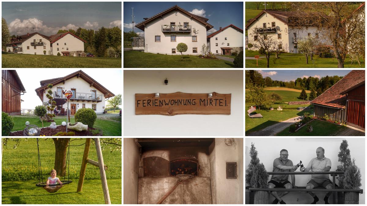 Ferienwohnung Mirtei (Hohenau). Ferienwohnung Ferienwohnung