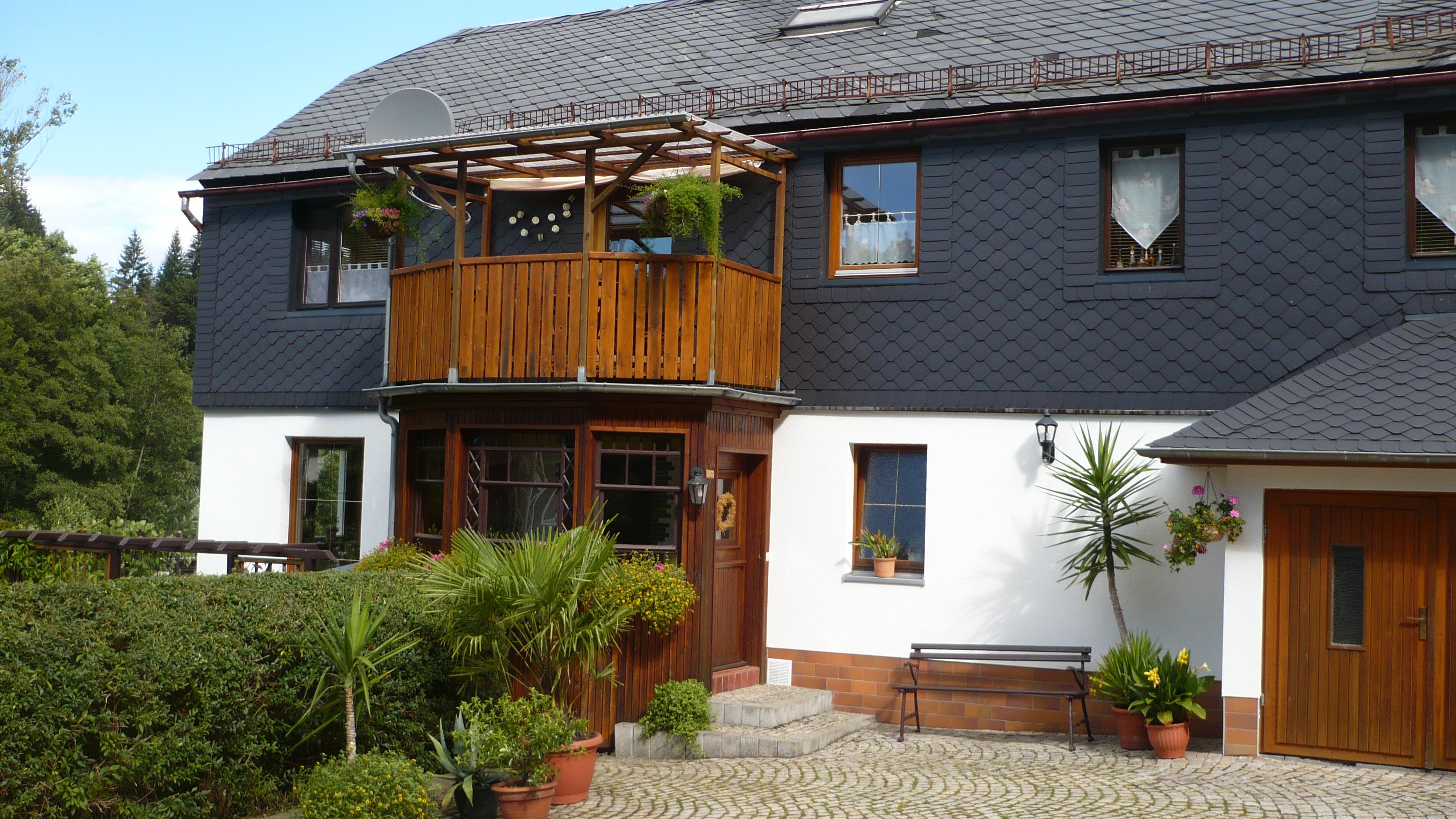 Hammerfinken-Nest (Wurzbach). Ferienwohnung mit dr Ferienwohnung in Thüringen