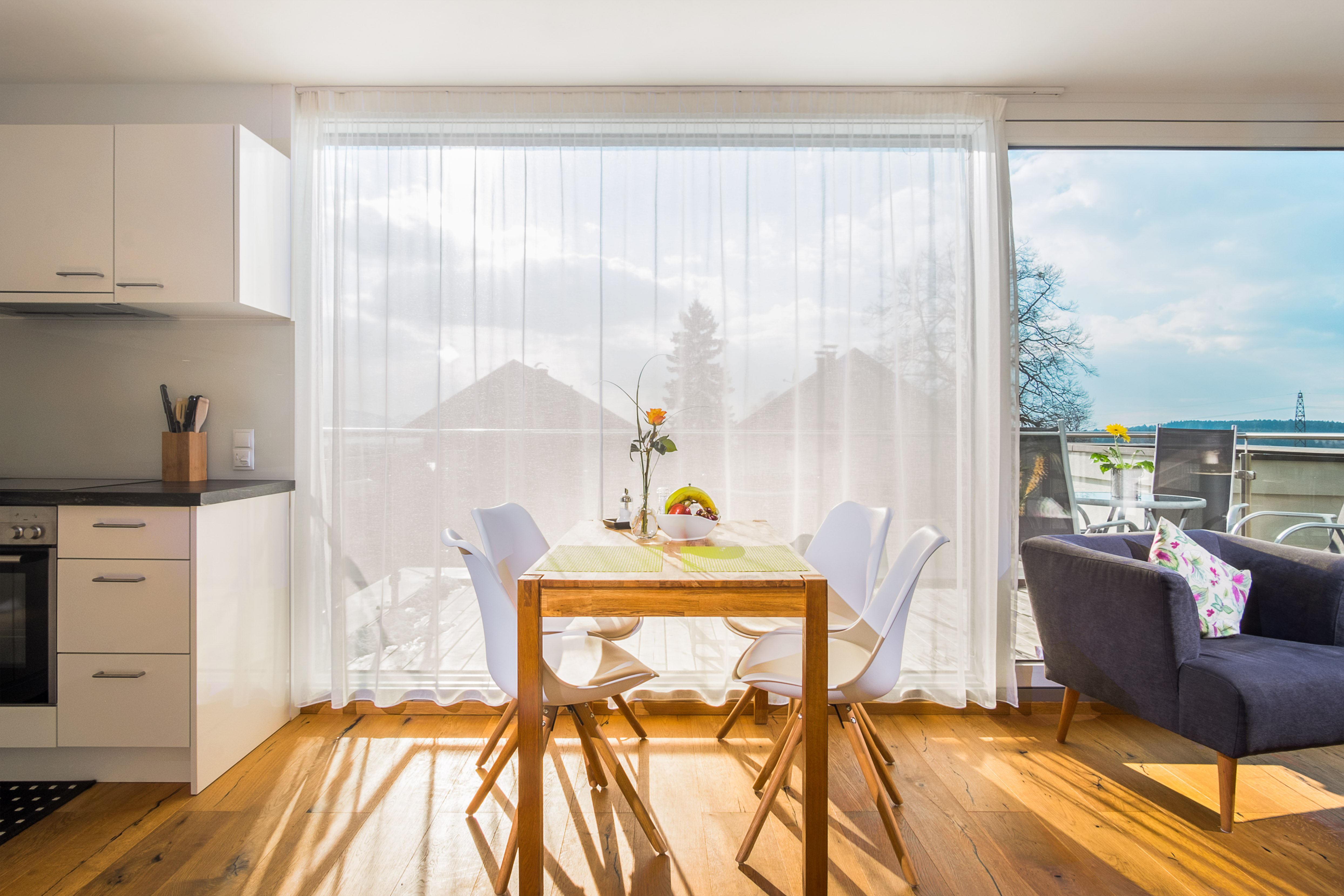 Appartement de vacances Sandra (Hörbranz). Fewo Seeblick (2401726), Hörbranz, Bregenz, Vorarlberg, Autriche, image 8