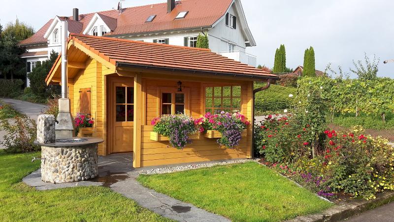 Garten, Ferienhof Karl Mesmer, Bodolz