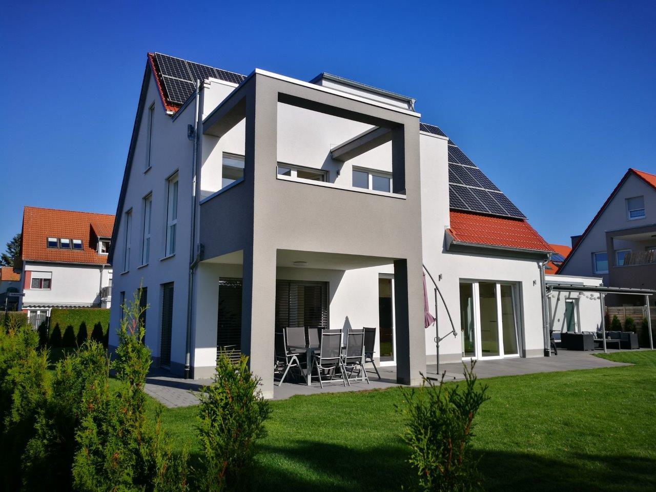 Ferienhaus Stahl (Muhr am See). Ferienwohnung (85q Ferienwohnung in Deutschland