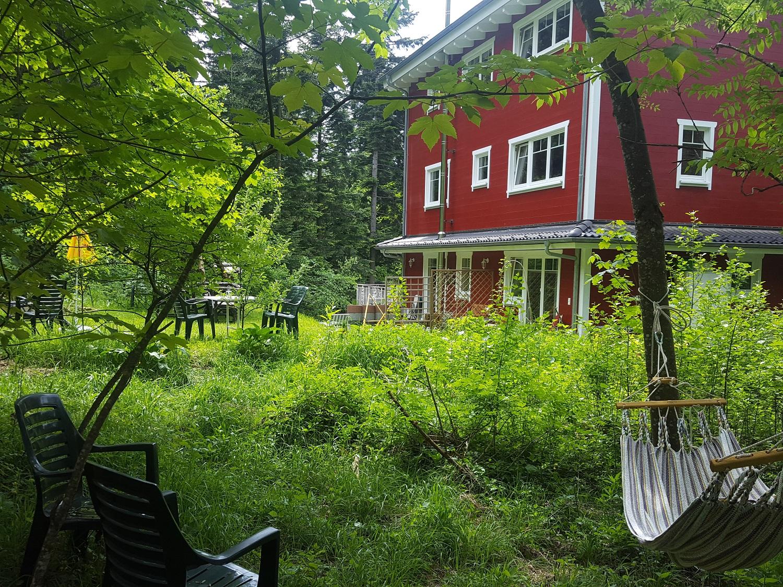 Appartement de vacances Schwedenhaus am Eichenberg (Eichenberg). Suite mit Seeblick (2471178), Eichenberg (AT), Bregenz, Vorarlberg, Autriche, image 8