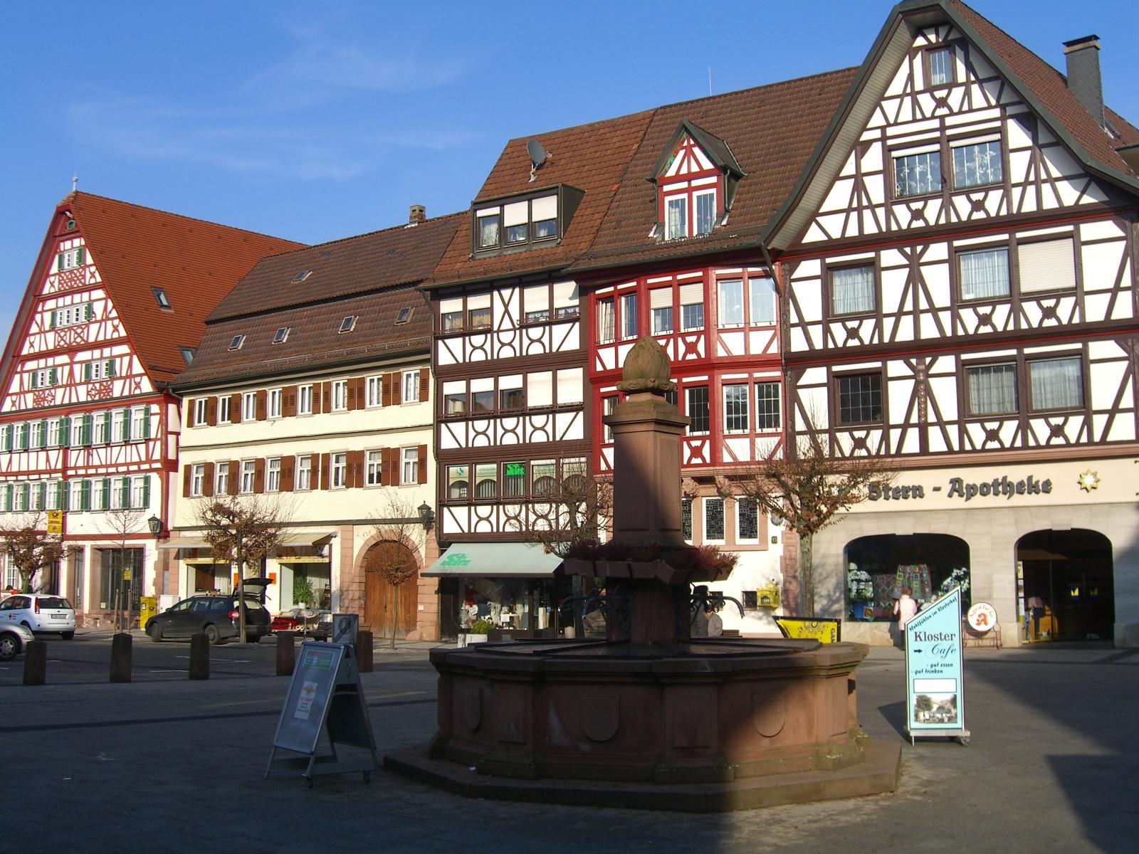Ferienhaus Penthouse Tauberblick (Tauberbischofsheim). Penthouse Tauberblick Terrasse (2710383), Tauberbischofsheim, Taubertal, Baden-Württemberg, Deutschland, Bild 16