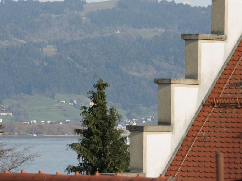 Aussicht, Altstadthaus Lindau, Lindau