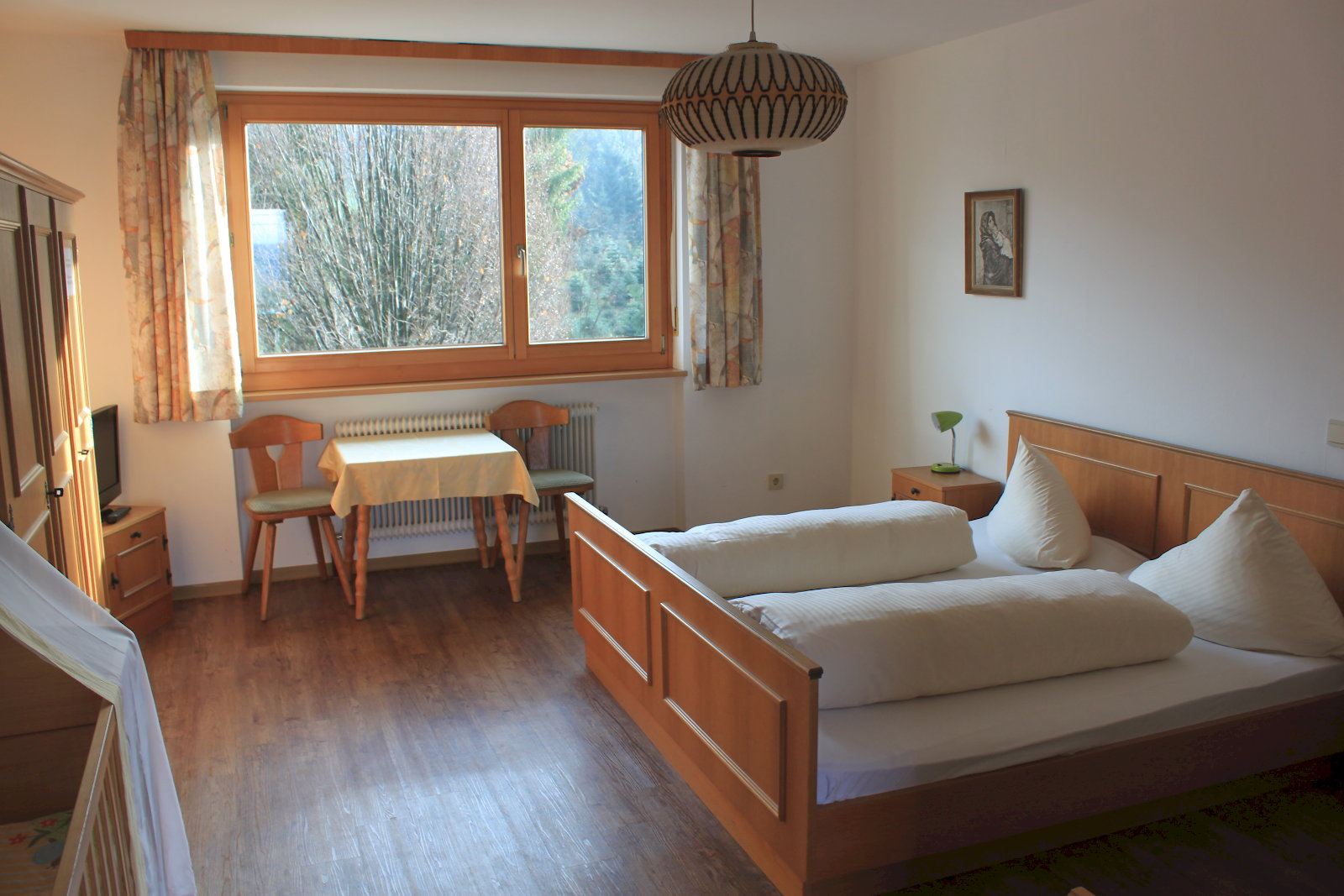 Appartement de vacances B&B - Restaurant TSINGDAO (Hörbranz). Doppelzimmer (2437460), Hörbranz, Bregenz, Vorarlberg, Autriche, image 1