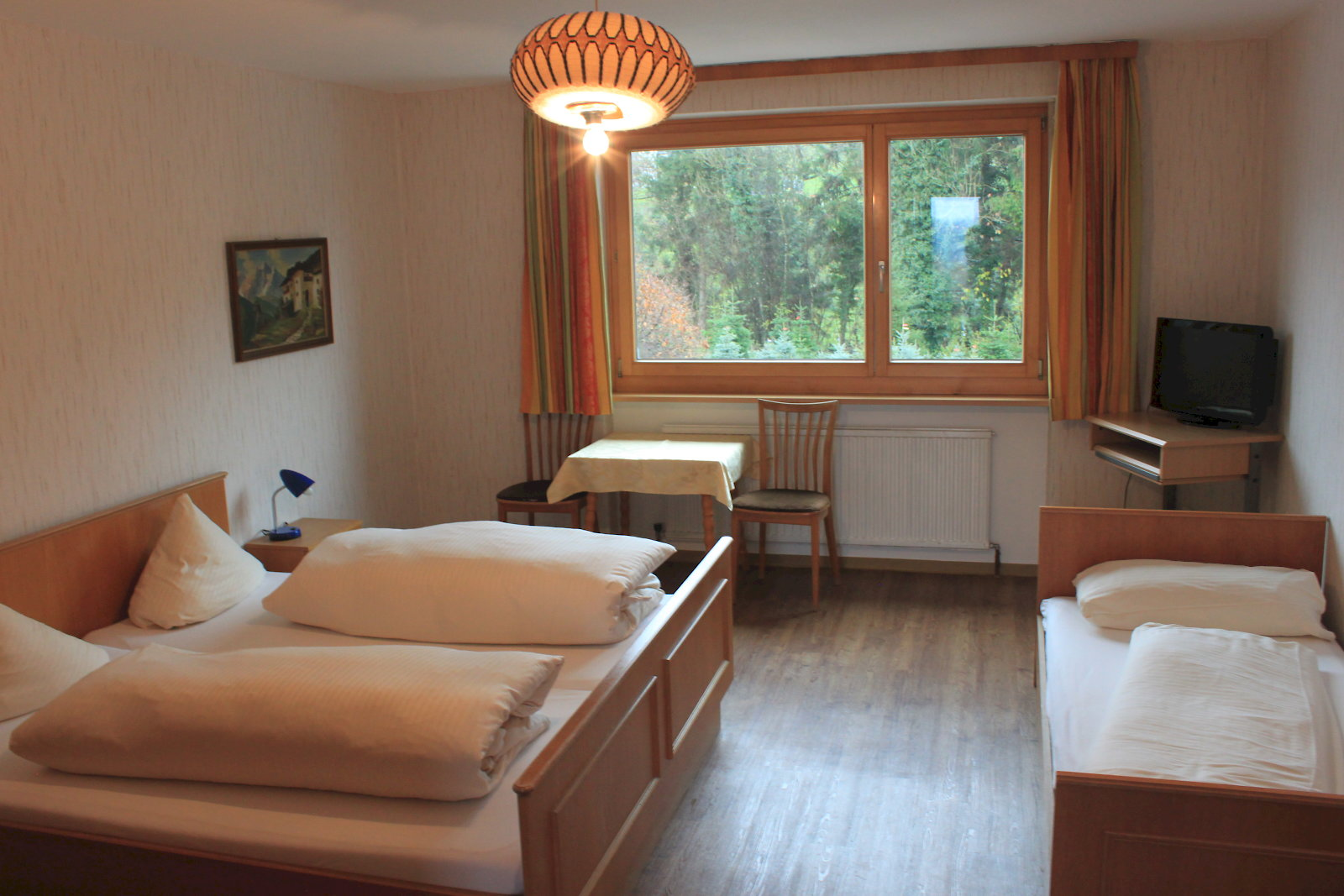 Appartement de vacances B&B - Restaurant TSINGDAO (Hörbranz). Dreibettzimmer (2437459), Hörbranz, Bregenz, Vorarlberg, Autriche, image 7