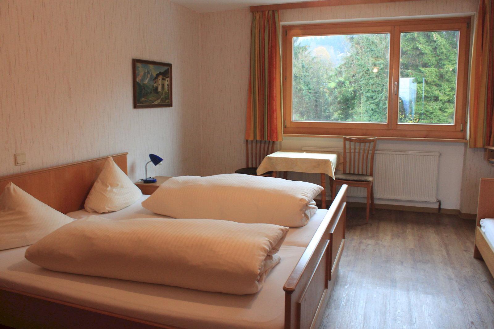 Appartement de vacances B&B - Restaurant TSINGDAO (Hörbranz). Dreibettzimmer (2437459), Hörbranz, Bregenz, Vorarlberg, Autriche, image 8