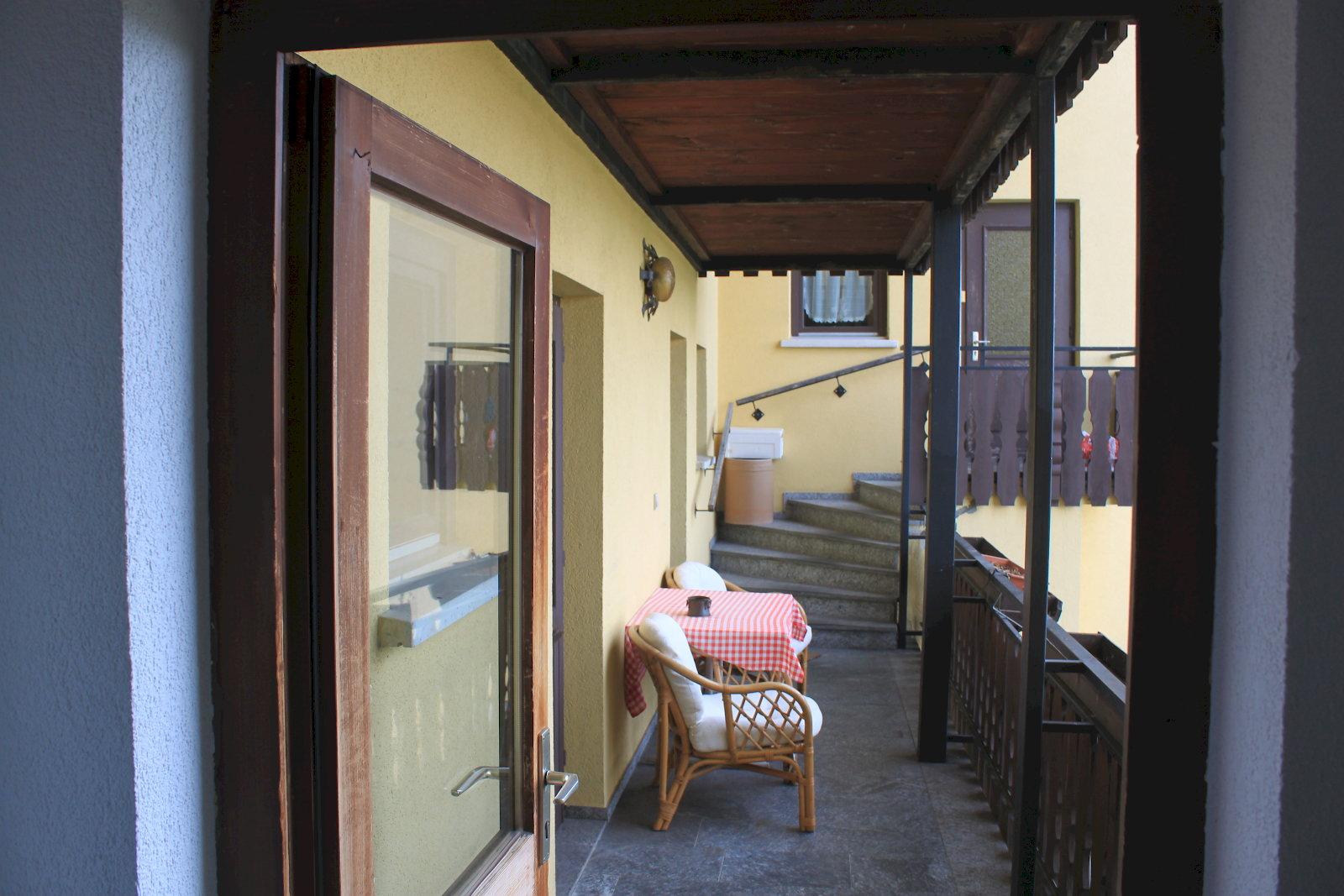 Appartement de vacances B&B - Restaurant TSINGDAO (Hörbranz). Dreibettzimmer (2437459), Hörbranz, Bregenz, Vorarlberg, Autriche, image 12