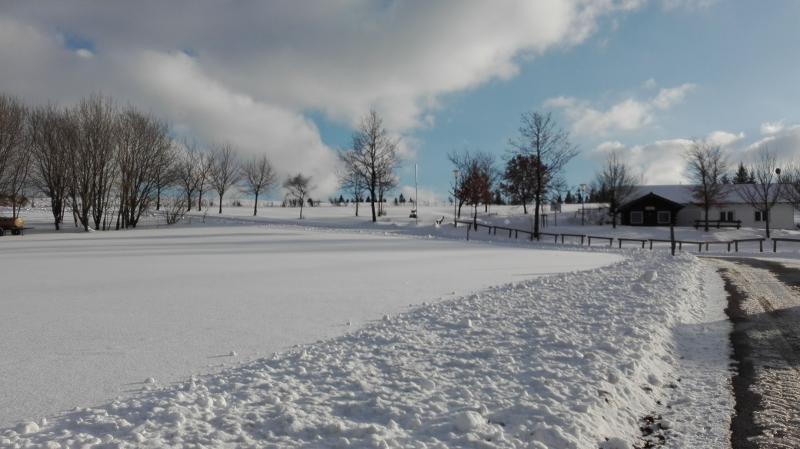 Winterimpressionen Heinrichsdorf
