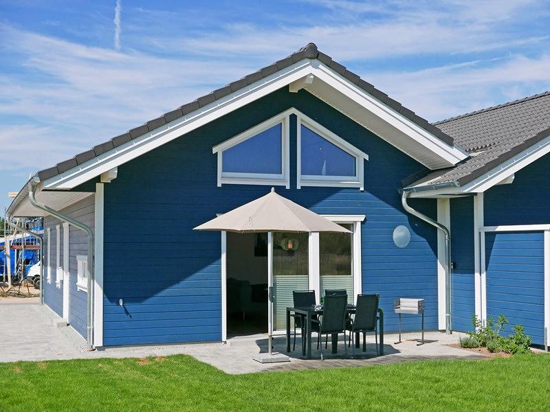 Designer Ferienwohnungen Ferienhaus Das Blaue Haus Gelting