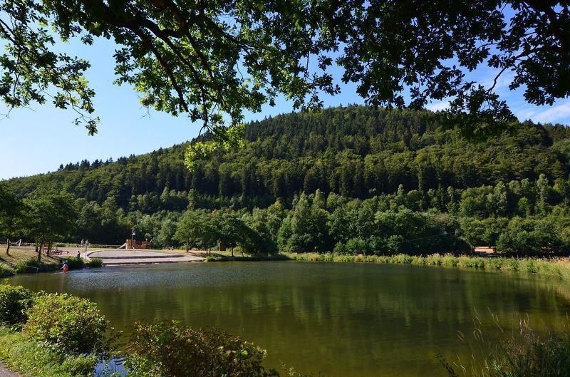 Hillebachsee - Badsee