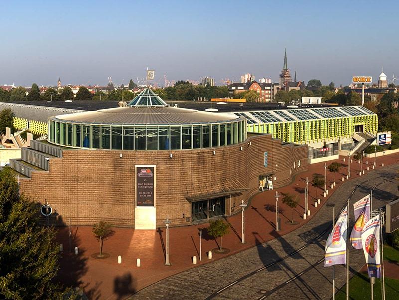 Flohmarkt Stadthalle Bremerhaven