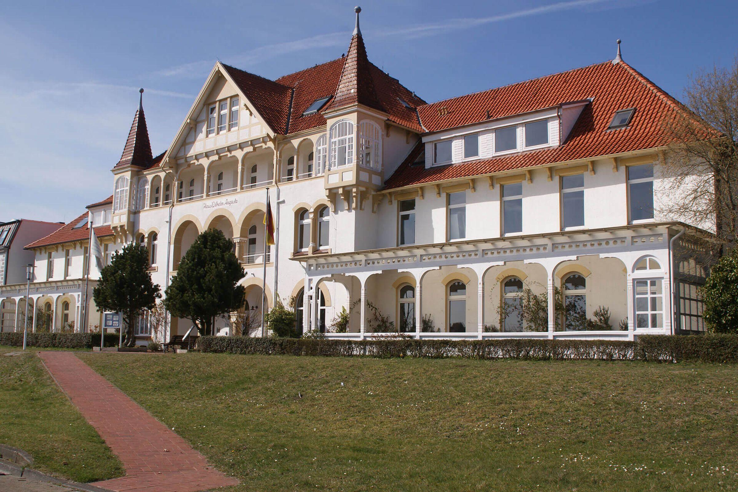 Haus Wilhelm Augusta Norderney Ferienwohnung Typ A