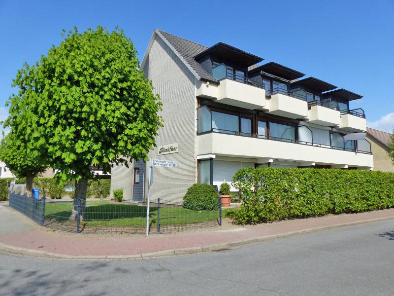 Haus Blinkfuer Büsum 2 Raum Friesen Ferienwohnung Nr 293 101