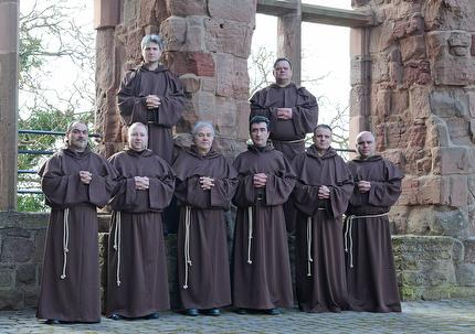 Gregorian Voices in der Deichkirche