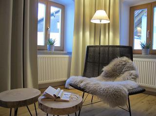 Leseecke - Wohnung Gänseblümchen Komfort