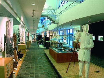 Entrance Historisches Museum Bremerhaven