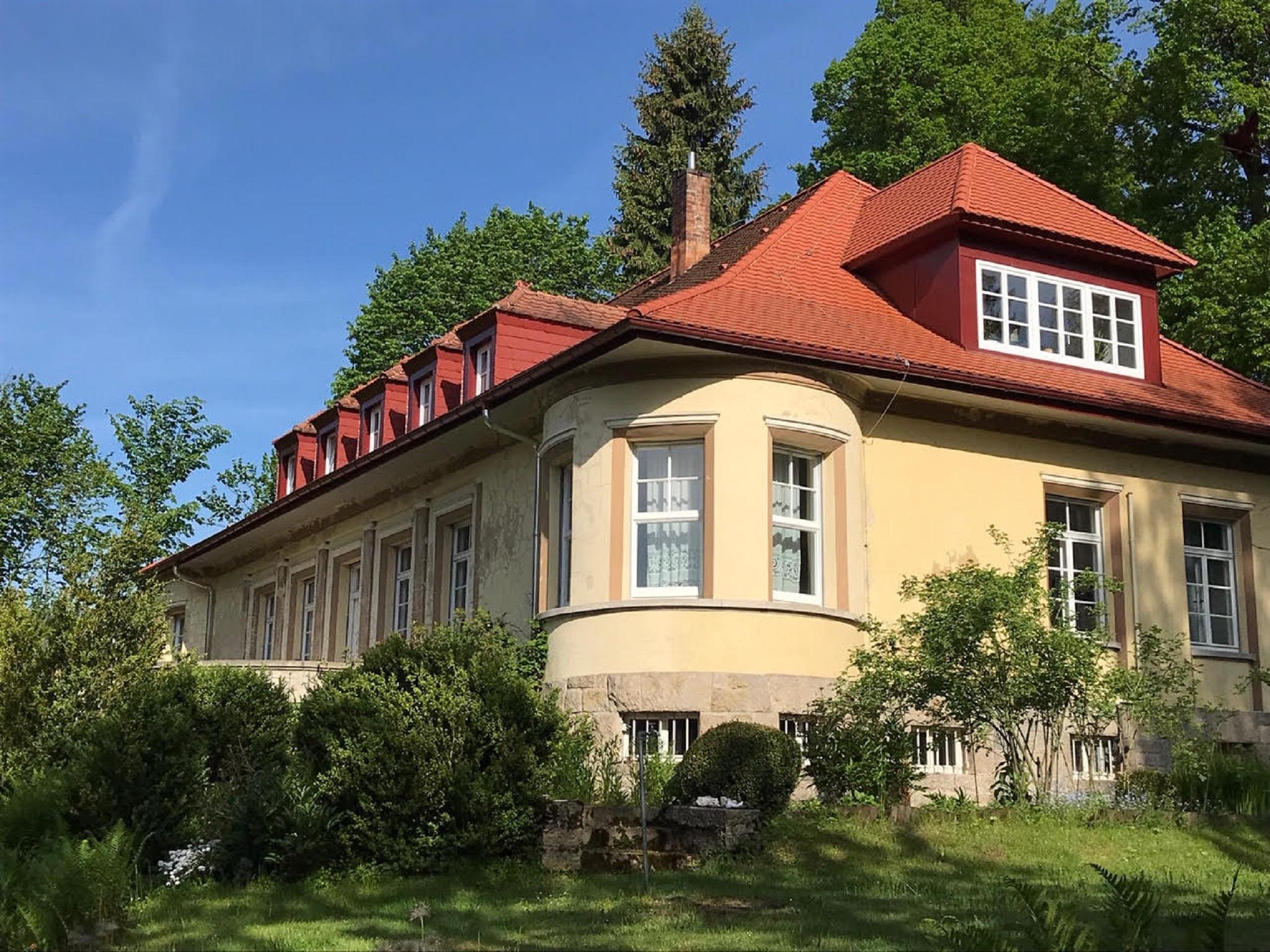 Villa Bergmann Münchberg Gästeappartment zum stilvollen Wohnen auf Zeit